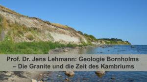 Geologie Bornholms – Die Granite und die Zeit des Kambriums # Youtube-Livestream @ Youtube-Livestream | Bremen | Bremen | Deutschland