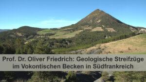 Geologische Streifzüge im Vokontischen Becken in Südfrankreich # Youtube-Livestream @ Youtube-Livestream | Bremen | Bremen | Deutschland